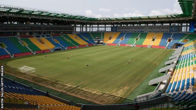 Gabon prepares to host Under 17 Africa Cup of Nations