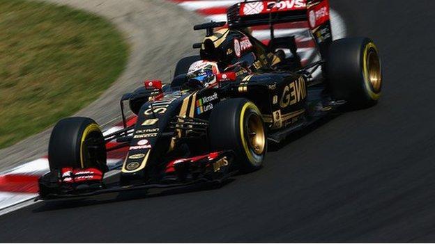 Lotus to 'survive season and beyond' - Federico Gastaldi - BBC Sport
