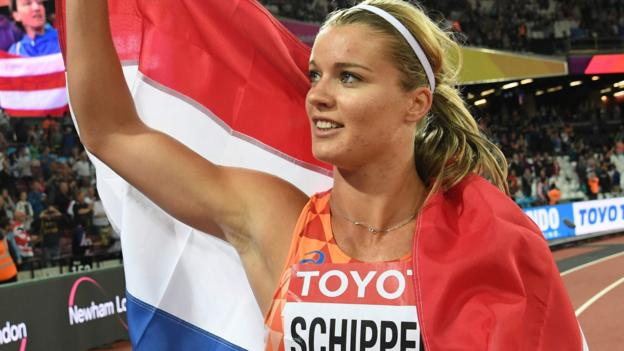 Schippers defends world 200m title - highlights & report