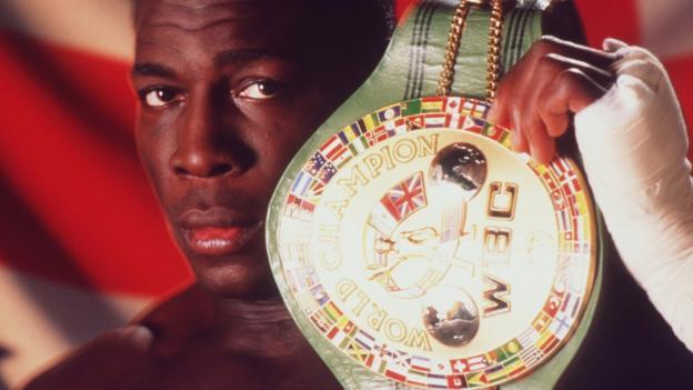 Frank Bruno: Former world champion wants ring return - BBC Sport
