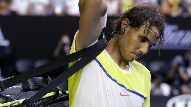 Australian Open 2016: Is Rafael Nadal in decline? - BBC Sport