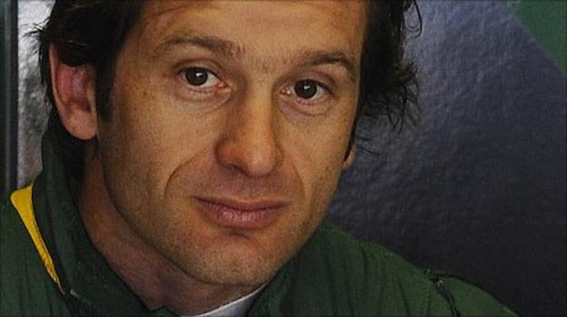 Jarno Trulli will drive for rest of year say Team Lotus - BBC Sport
