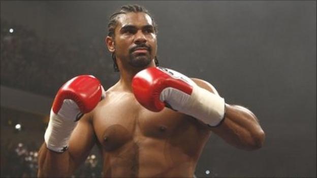 bbc sport boxing
