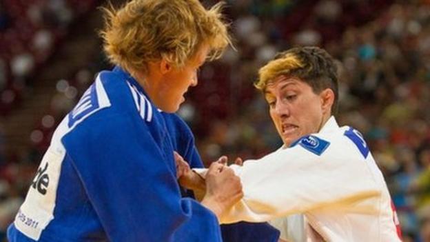 Sophie Cox London 2012 Judoka Sophie Cox aims to complete golden return BBC