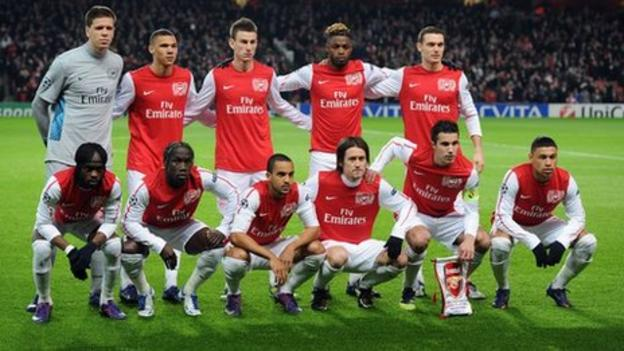 Arsenal to play pre-season game in Nigeria - BBC Sport