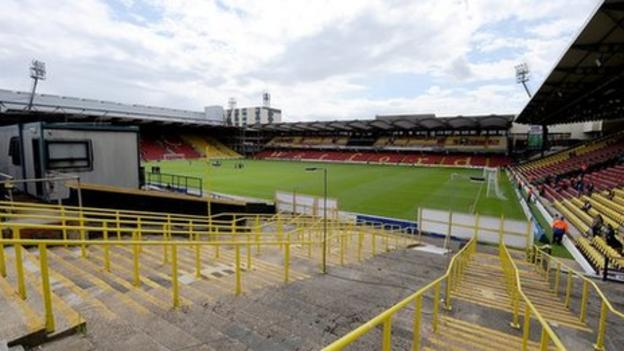 Watford 39 s proposed italian takeover still 39 on track 39 bbc for Table watford