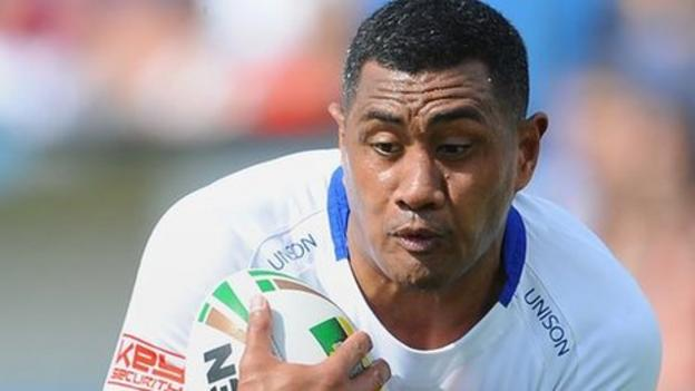 Ali lauitiiti extends wakefield trinity wildcats deal for Alis cuisine wakefield