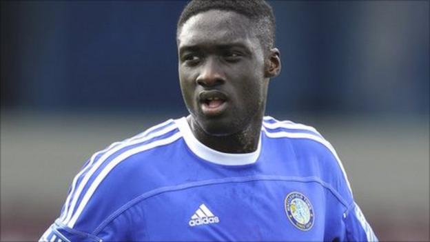 Luton Town sign Macclesfield midfielder Arnaud Mendy - BBC Sport