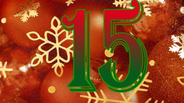 Bbc Sport 39 S Advent Calendar 15 December Bbc Sport