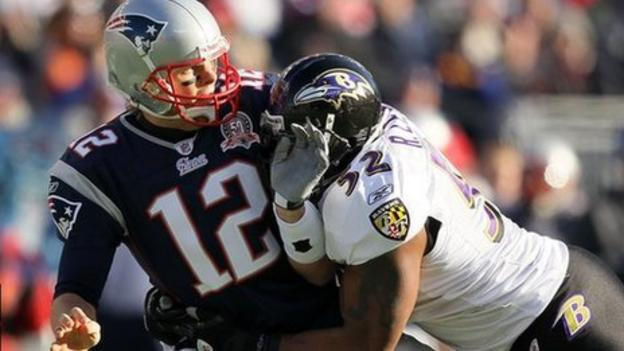 NFL Championship games: 49ers, Patriots, Falcons, Ravens in ...