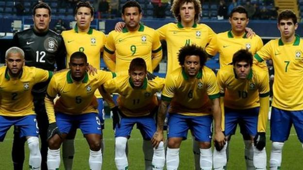 Fifa world rankings: Brazil drop to their lowest ever ...