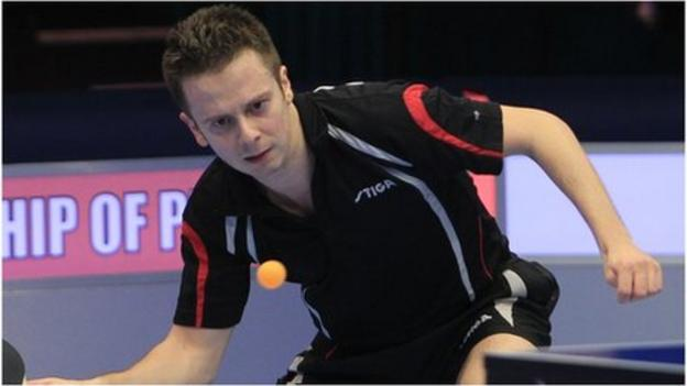 New balls for table tennis bizarre andrew baggaley bbc for 1 gross table tennis balls
