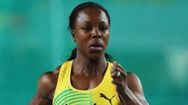 Veronica Campbell-Brown: Provisional drugs ban for sprinter - BBC ...