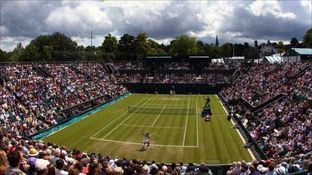 Wimbledon live