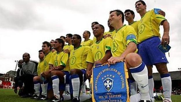 Exeter face Fluminense in Brazil centenary rematch - BBC Sport