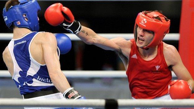 world amateur boxing