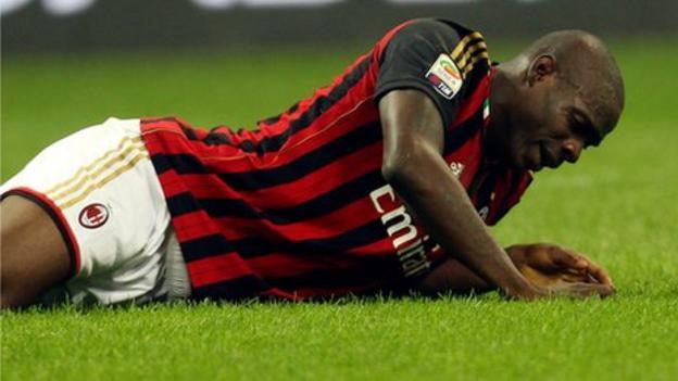 Milan 1-2 Fiorentina - BBC Sport