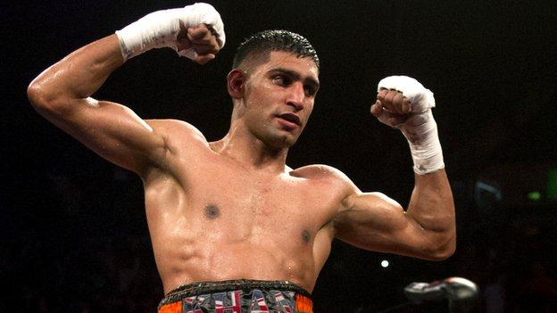 Boxing schedule and results 2013 - BBC Sport