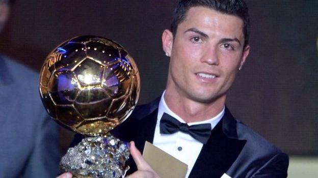 Cristiano Ronaldo beats Lionel Messi to Ballon d'Or - BBC Sport