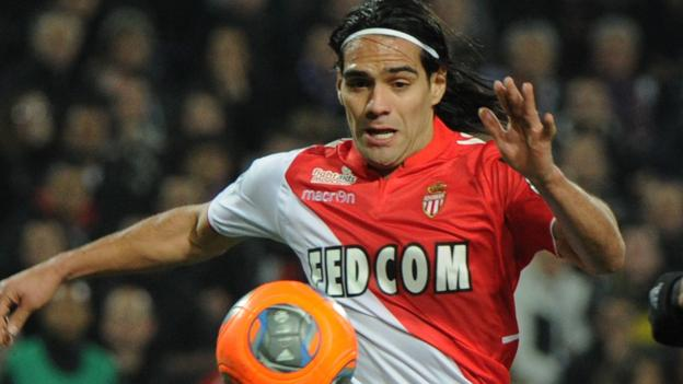 Radamel Falcao could be fit for World Cup after knee surgery - BBC ...