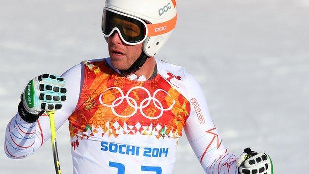 "Sochi 2014: Bode Miller warns Rosa Khutor course ""could kill"" - BBC ..."