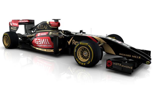 Formula 1: Lotus agree Renault engine deal until 2018 - BBC Sport
