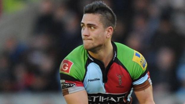 Ben Botica Harlequins Ben Botica among six players to extend deals BBC Sport