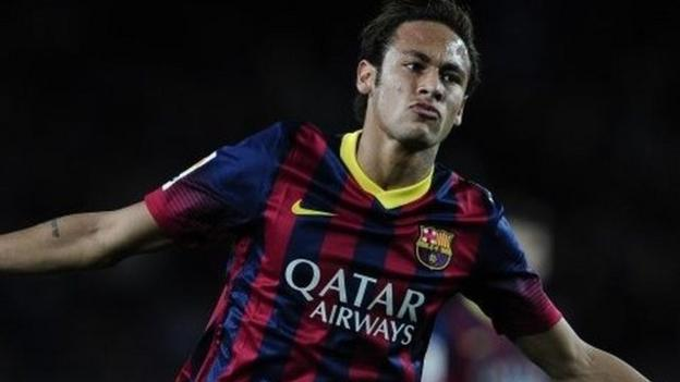 Neymar: Barcelona pay £11.2m in tax fraud case but deny offence ...