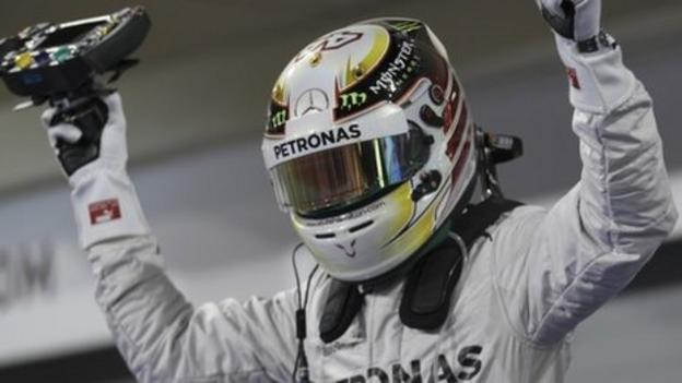 Lewis Hamilton's great drive in Bahrain could silence F1's critics ...