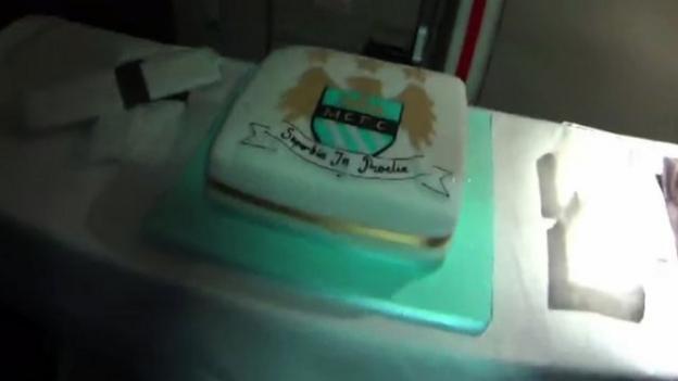 Yaya Toure Birthday Cake Bbc