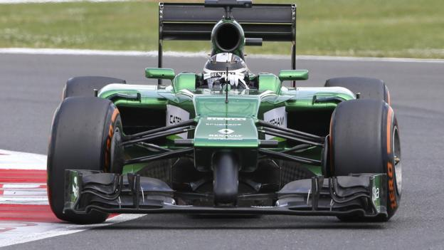 F1: Caterham cut more than 40 staff as new owners cut costs - BBC ...