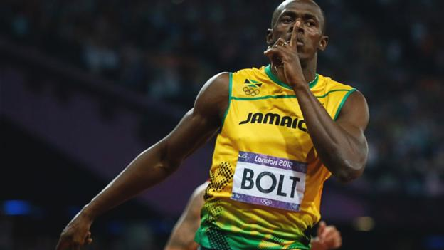 Usain Bolt to race on Copacabana Beach after Glasgow Games ...