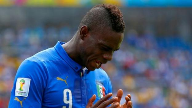 Liverpool set to seal £16m Mario Balotelli signing on Monday - BBC ...