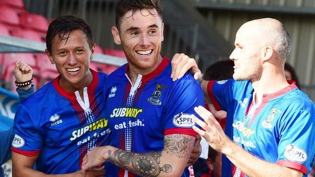 Inverness CT 2-0 Kilmarnock - BBC Sport