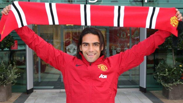 Falcao: Have Man Utd signed a Galactico or made a panic buy ...