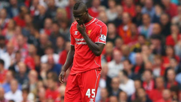 Mario Balotelli: Police investigate racist abuse sent on Twitter - BBC ...