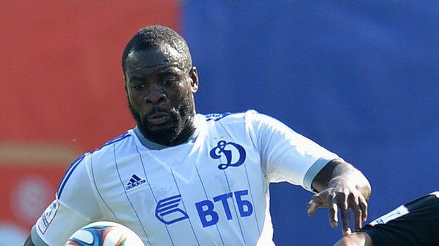 Torpedo Moscow: Partial fan ban over racism at Christopher Samba ...