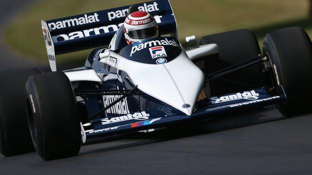 bbc sport motor racing