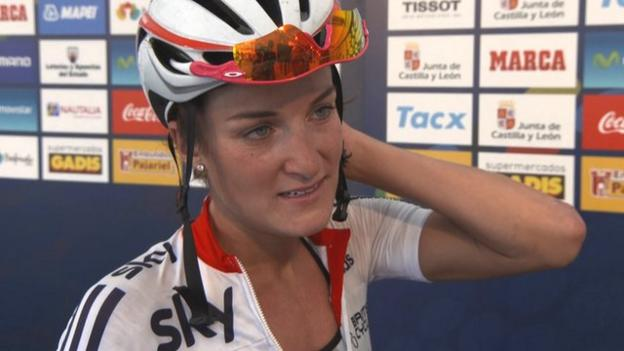 Road world championships lizzie armitstead says race was too easy