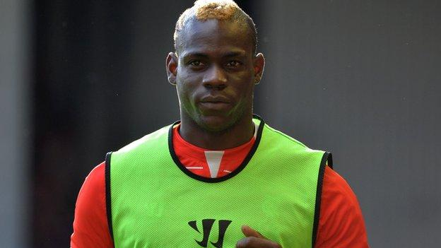 Mario Balotelli left out of Italy squad for Euro 2016 qualifiers - BBC ...