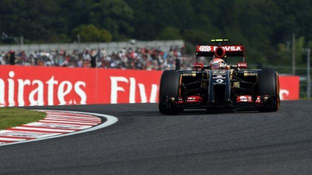 Lotus to switch from Renault to Mercedes engines in 2015 - BBC Sport