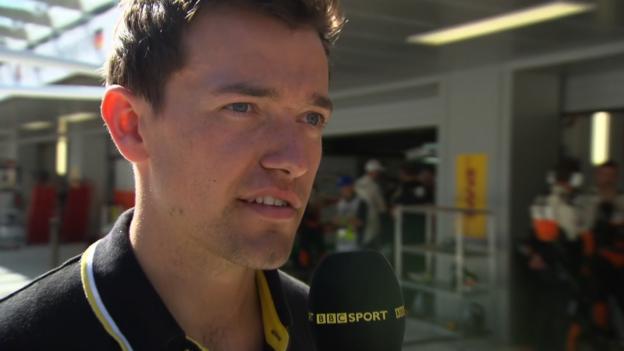British GP2 champion Jolyon Palmer targeting F1 drive - BBC Sport