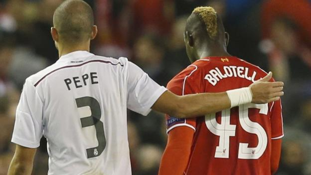Balotelli shirt swap angers Rodgers