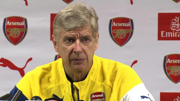 Arsene Wenger says he will look for one Arsenal January ...