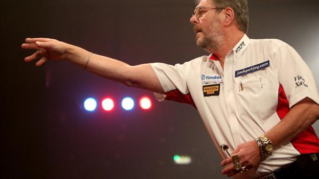 world darts results