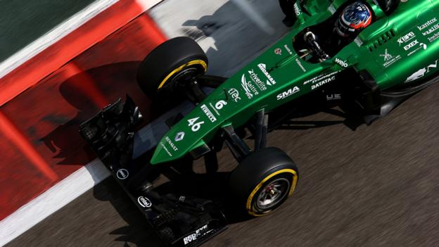 Caterham in ongoing talks with three potential buyers to save team ...
