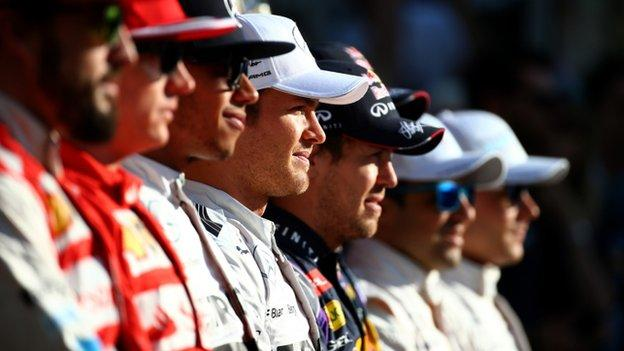 Formula 1 2016 driver line-ups: All you need to know - BBC Sport