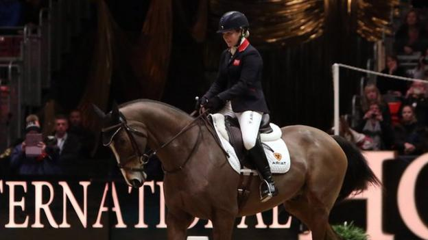 Kauto Star Switches From Racing To Dressage With Olympia