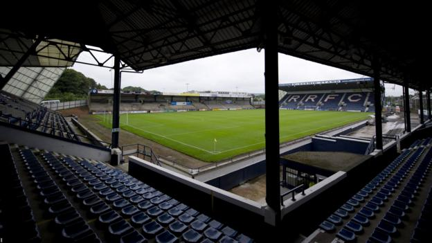 Image result for raith rovers main stand