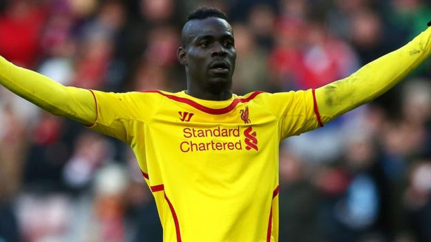 Liverpool's Mario Balotelli told to shape up by Brendan Rodgers ...